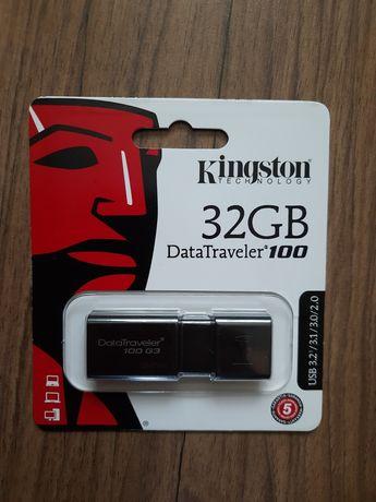 Флешка Kingston 32GB, 64GB, 128GB