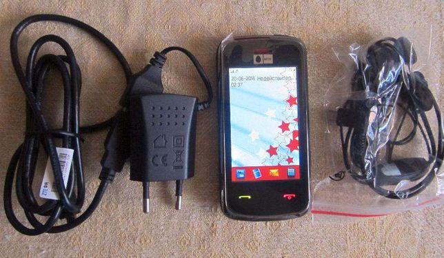 Продам сенсорный мобильный телефон МТС Touch 547. НОВЫЙ В УПАКОВКЕ.