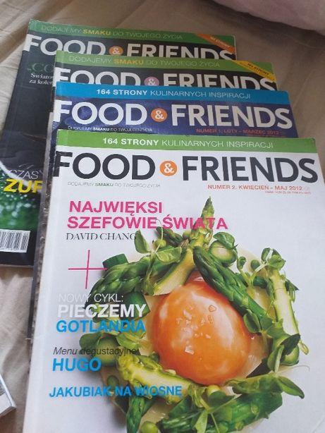 czasopisma Food & Friends