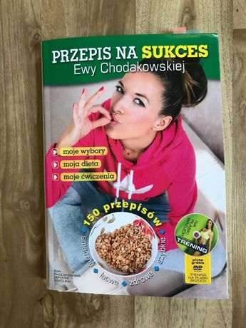 Przepis na sukces - Ewa Chodakowska
