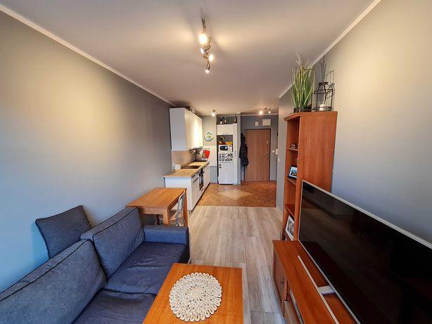 Mieszkanie dwupokojowe 35,69 m², Szczecin