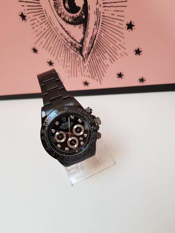 Zegarek męski Rolex Daytona  czarny Nowy  Super