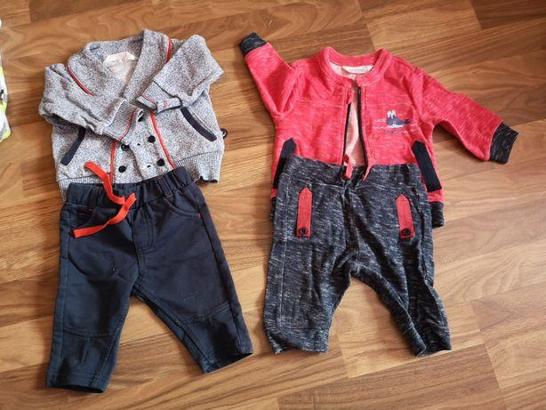 Ubranka dla chłopca 62