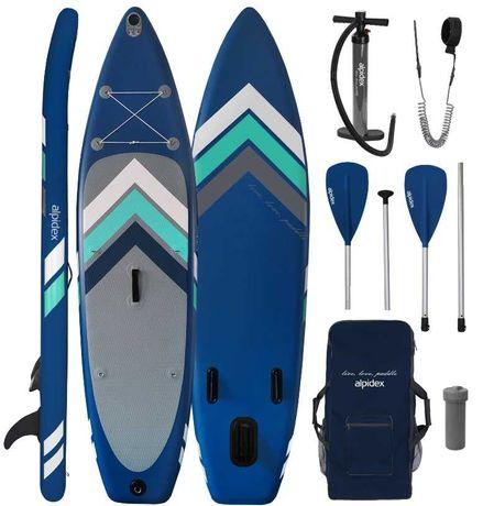 Nowa Deska SUP 305 x 77 x 15 cm Paddleboard Stand Up Paddle