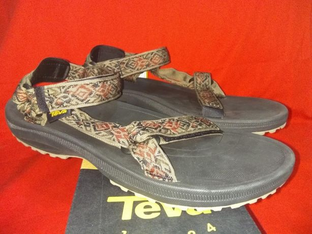 Туристические сандалии TEVA UK 13, USA 14 оригинал сандали