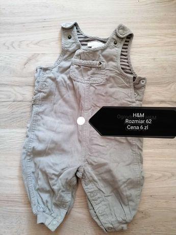 Ogrodniczki H&M 62