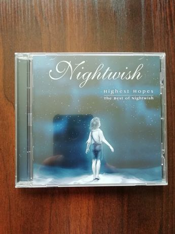Płyta CD Nightwish.