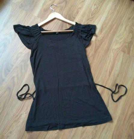 Коротенькое платье или удлиненная футболочка )