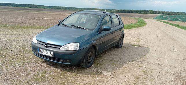 Opel Corsa C 1.2xe 2000r
