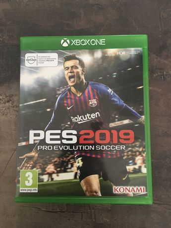 Pes pro evolution soccer 2019 xbox