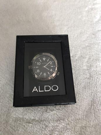 Zegarek męski Aldo s603 skórzany pasek