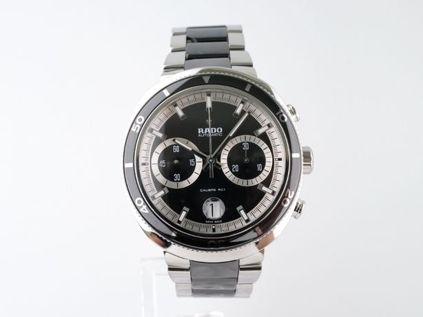 Мужские бу часы Rado D-Star Chronograph Automatic 44 мм