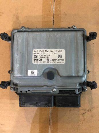 Блок управление двигателем А2731536791