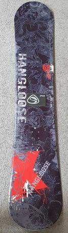 Deska snowboardowa 160cm