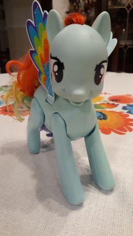 Konik my little pony Rainbow Dash