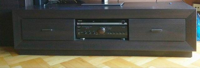 Komoda stolik RTV z dwoma szufladami