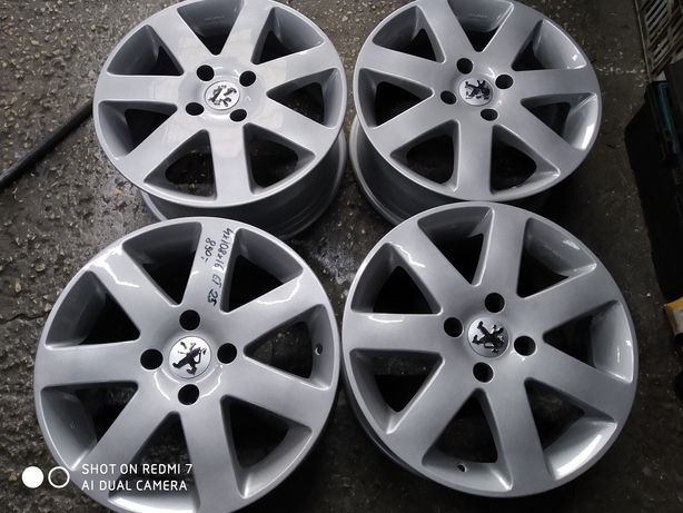 Felgi aluminiowe 4x108x16 et25 Peugeot Citroen