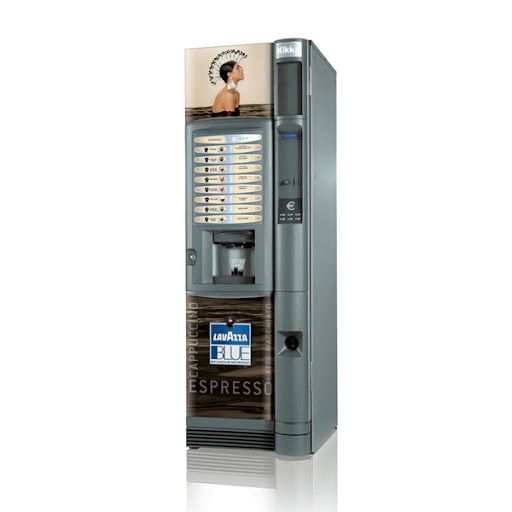 Maquinas de vending Lavazza blue
