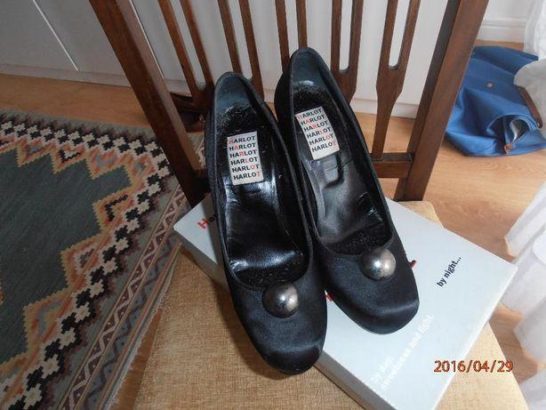 Sapatos em tecido - cerimónia