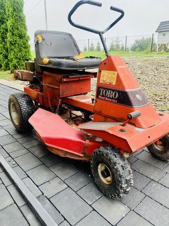 Kosiarka - traktorek Toro uszkodzony