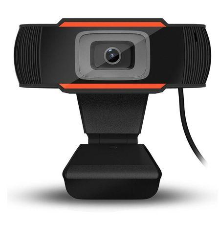 KAMERA Internetowa FHD 1080 Kamerka Mikrofon Lekcje Zdalne