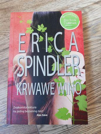 Na sprzedaż: książka Erica Spindler - Krawe Wino