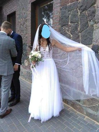 Suknia ślubna SORENTA JAK Nowa !!! OKAZJA