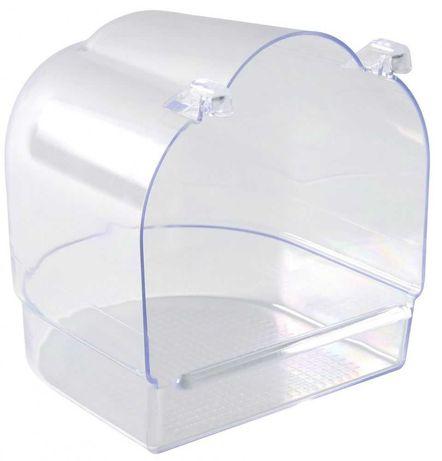 Pojemnik do kąpieli dla papużki falistej kanarka nimfy 14x15x15 Trixie