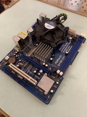 Материнская плата AsRock  G41M-VS3, S775, DDR3