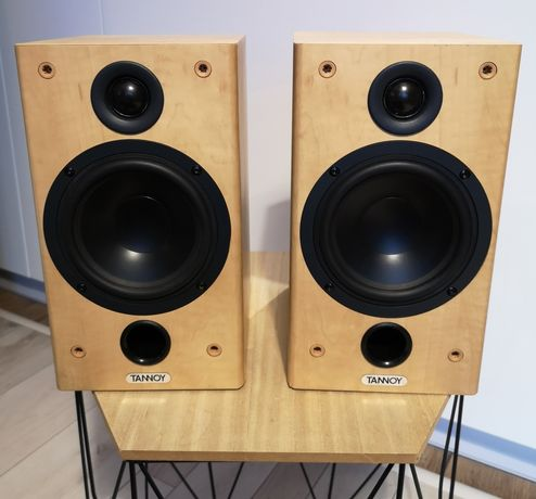 Tannoy F1 Custom | Apple Wood | Monitory | Podstawkowe