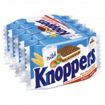 Вафлі Knoopers (кноперс) 125грам 5Х