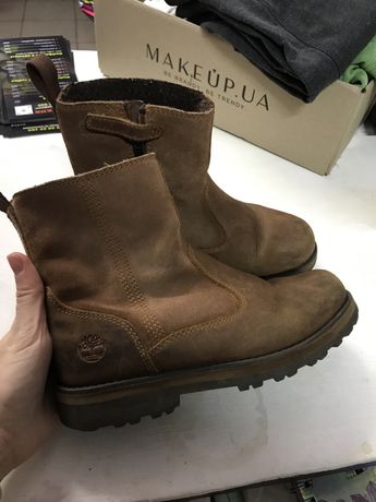 Timberland кожаные ботинки 33 размер