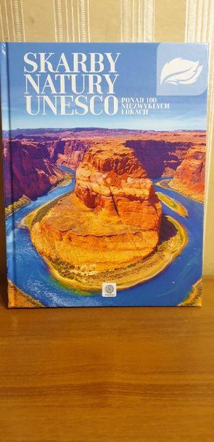 Album - Skarby Natury UNESCO - Ponad 100 niezwykłych lokacji