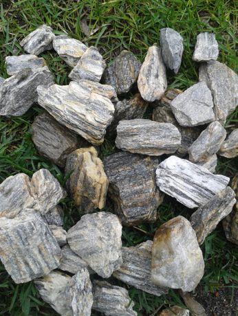 kamień ogrodowy, ozdobny Kora kamienna Gnejsowa