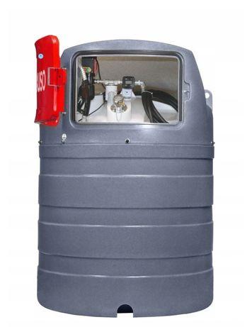 zbiornik 2500 na paliwo ropę stacja paliw rabat 300