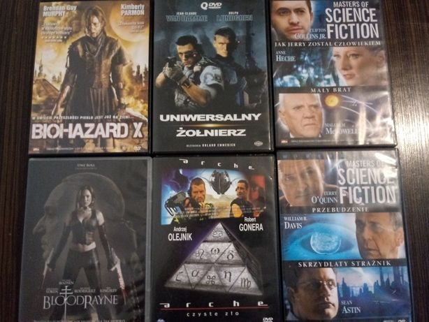 Filmy science fiction