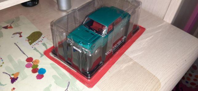 Fiat 125 kabriolet skala 1:43 1:24