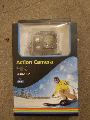 Kamera sportowa 4k, kamerka wodoodporna wifi Iso Trade