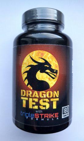 Dragon Test - testosteron booster - suplement diety - hit z UK