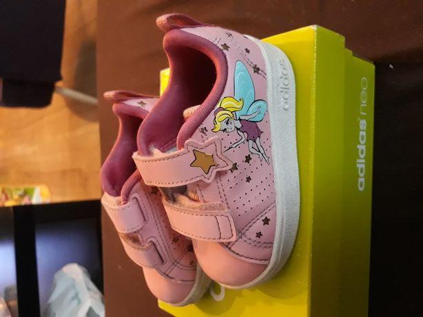 Adidas neo dla dziewczynki
