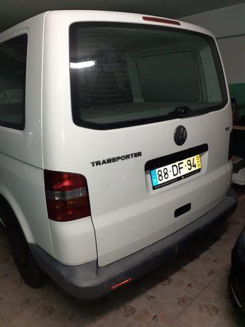 Carrinha Volkswagen Transporter  2.5  T5