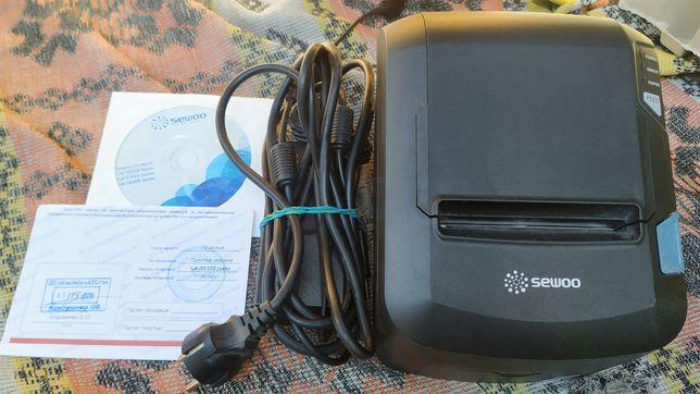 Термопринтер Sewoo LK-TE322 USB