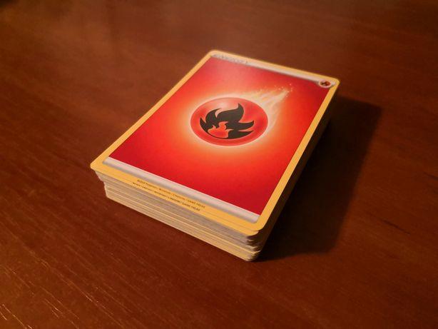Karty pokemon, talia dla początkujących, typ ognisty