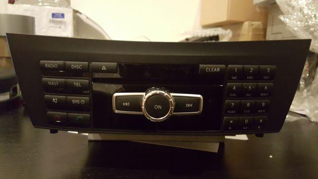 Rádio Mercedes-Benz w204 - cd navegação