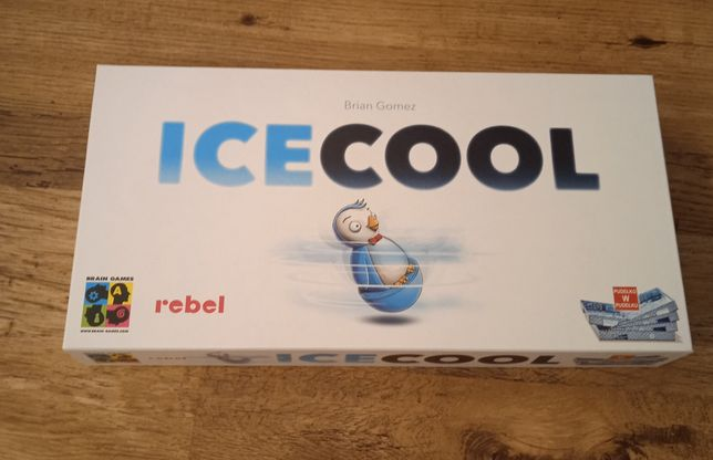Nowa gra planszowa ice cool
