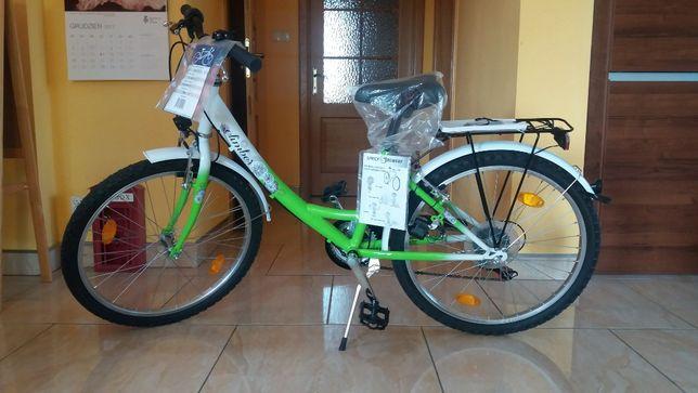 """Nowy Rower Climber 24"""" Okazja!!!"""
