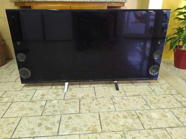 Televisão Sony 55 smart TV 4K, modo 3D, com sistema de som incorporado