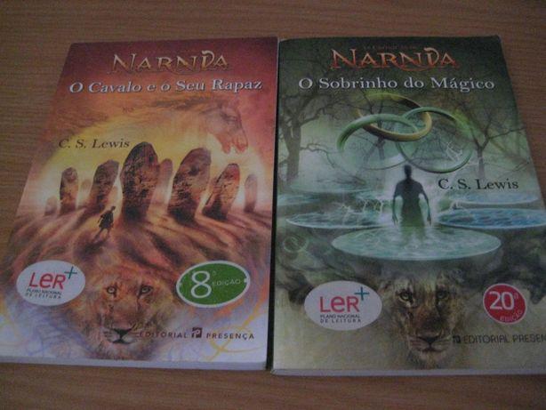 Narnia o sobrinho mágico