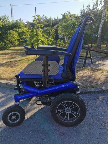 Wózek inwalidzki elektryczny Rocket II