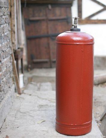 Баллон газовый бытовой для сжиженного газа пропановый